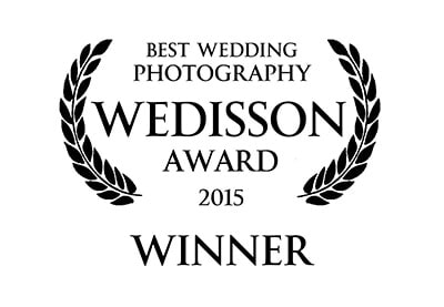 midlands wedding photographer Wedisson Award