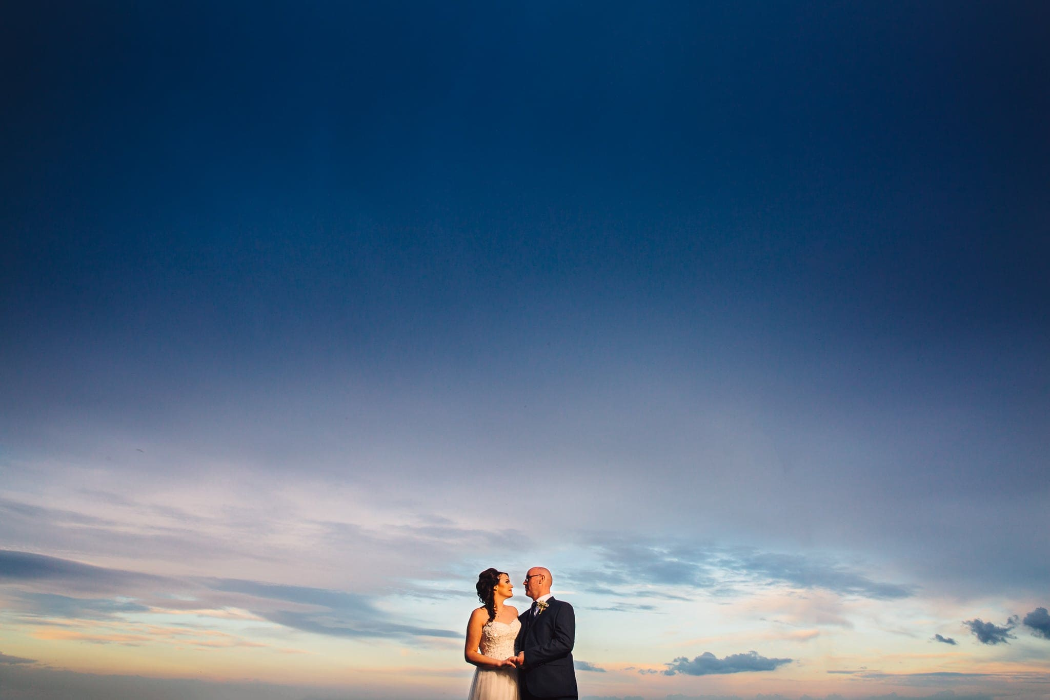best wedding portraits