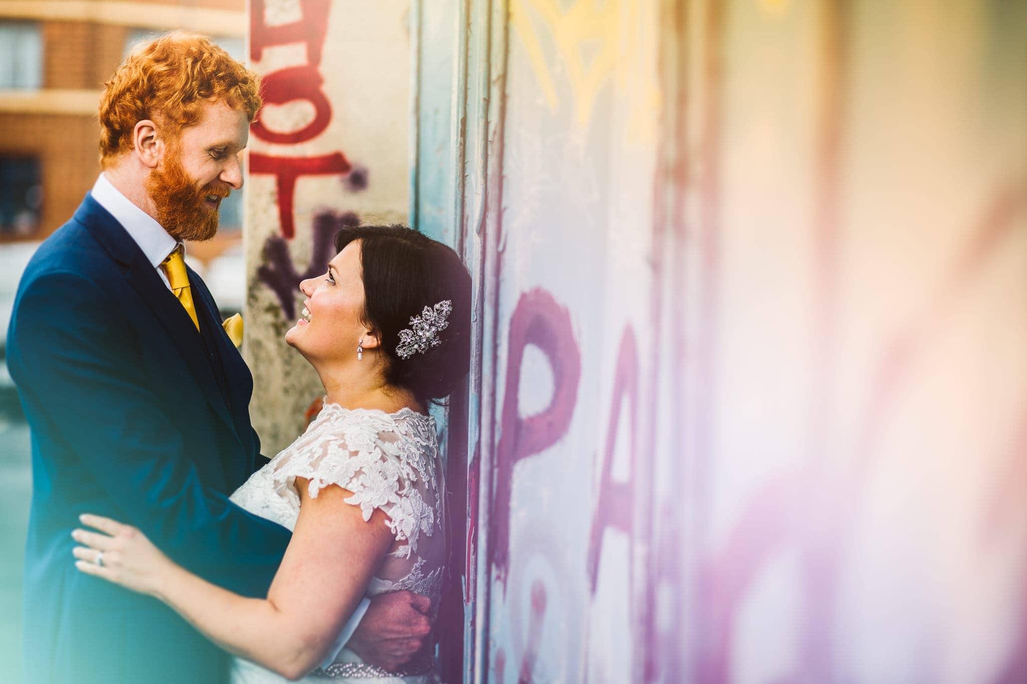 creative Midlands wedding photographer