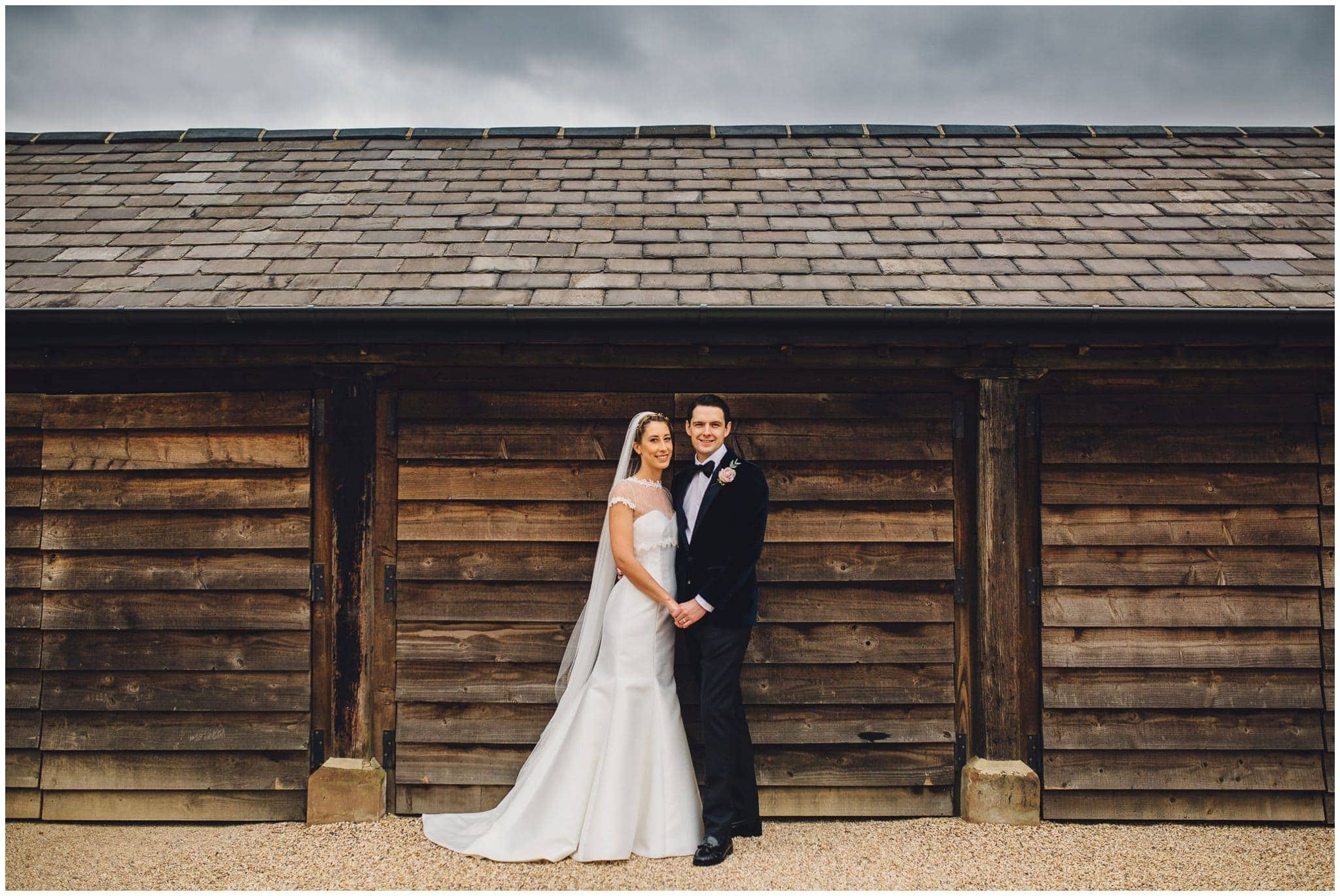 Dodford Manor Wedding Photographer – Andrea & James