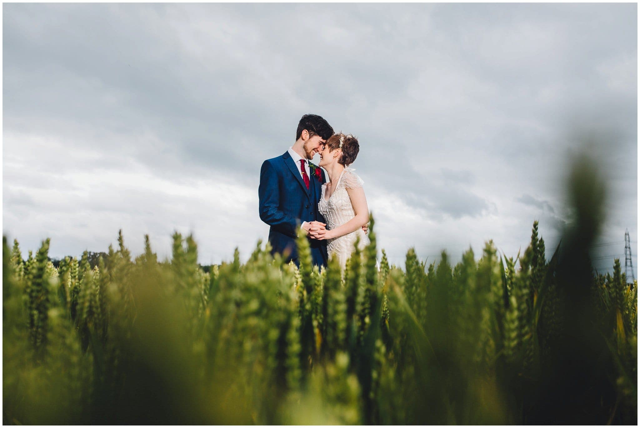 Shustoke Farm Barns Wedding Photographer – Tristan & Hannah