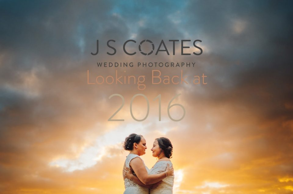 Best Wedding Photos of 2016 - J S Coates Wedding Photography
