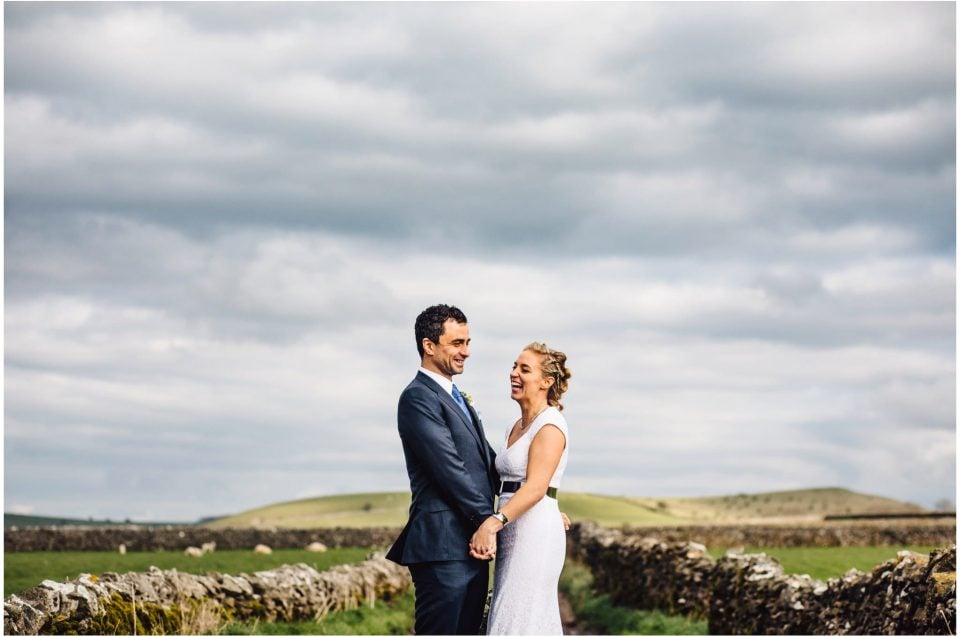 Cressbrook Hall Wedding Photographer - Charlie & Andrew