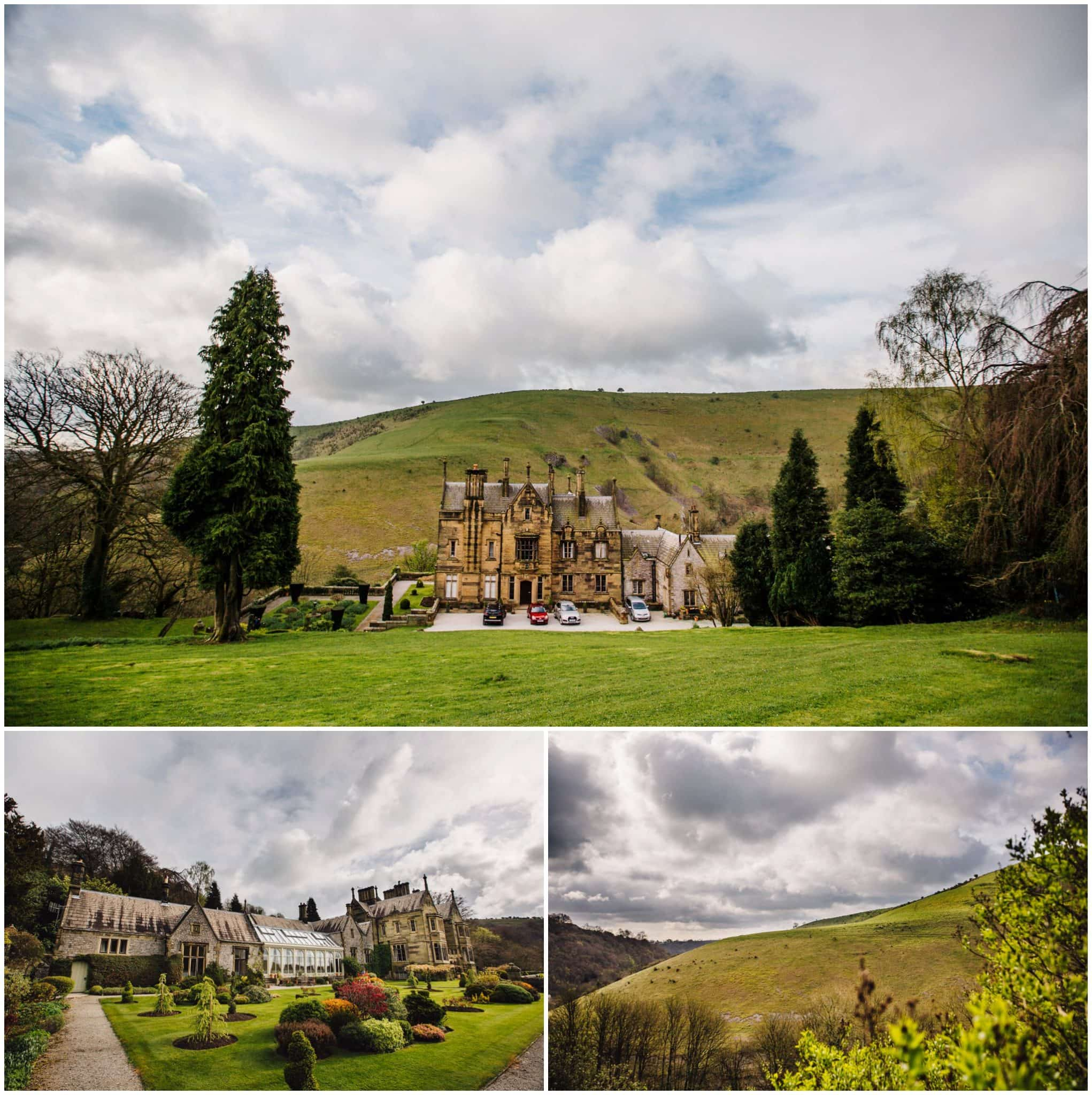Cressbrook Hall Wedding Photographer