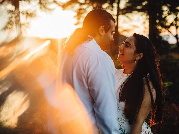pre-wedding engagement photoshoot