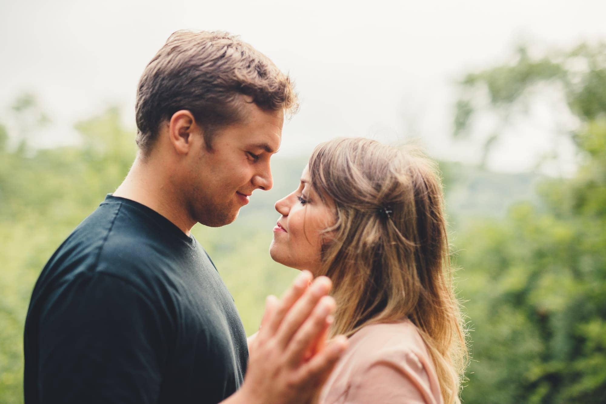 Lickey Hills, Solihull Pre Wedding Engagement Photoshoot – Sarah & Luke