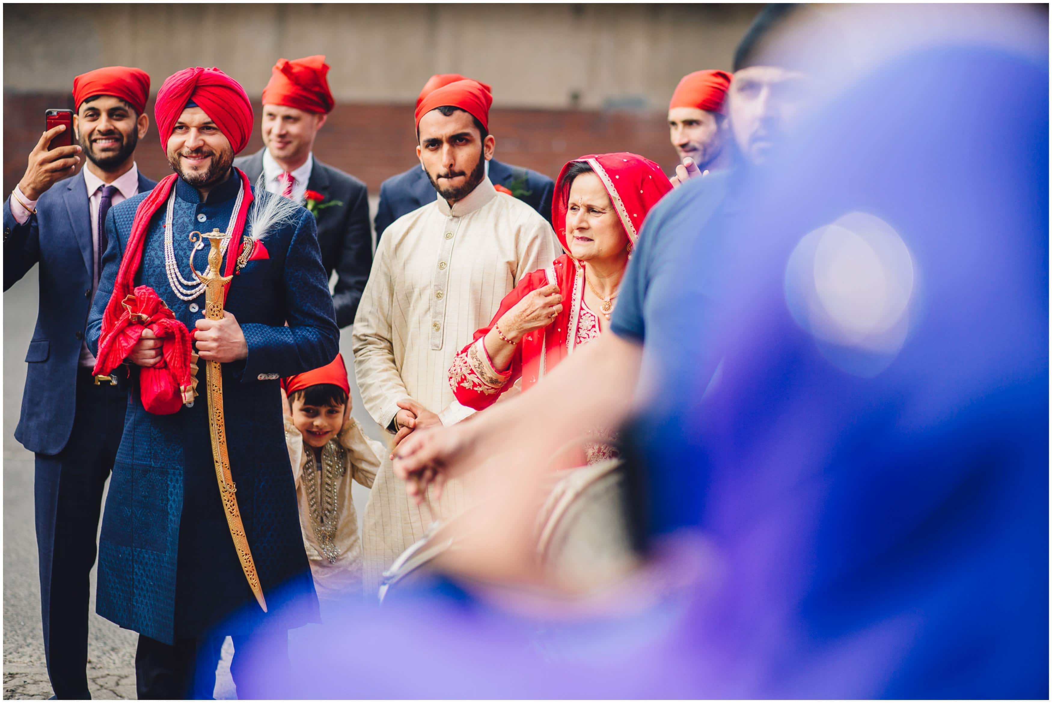 031 Sikh Wedding Photography Birmingham