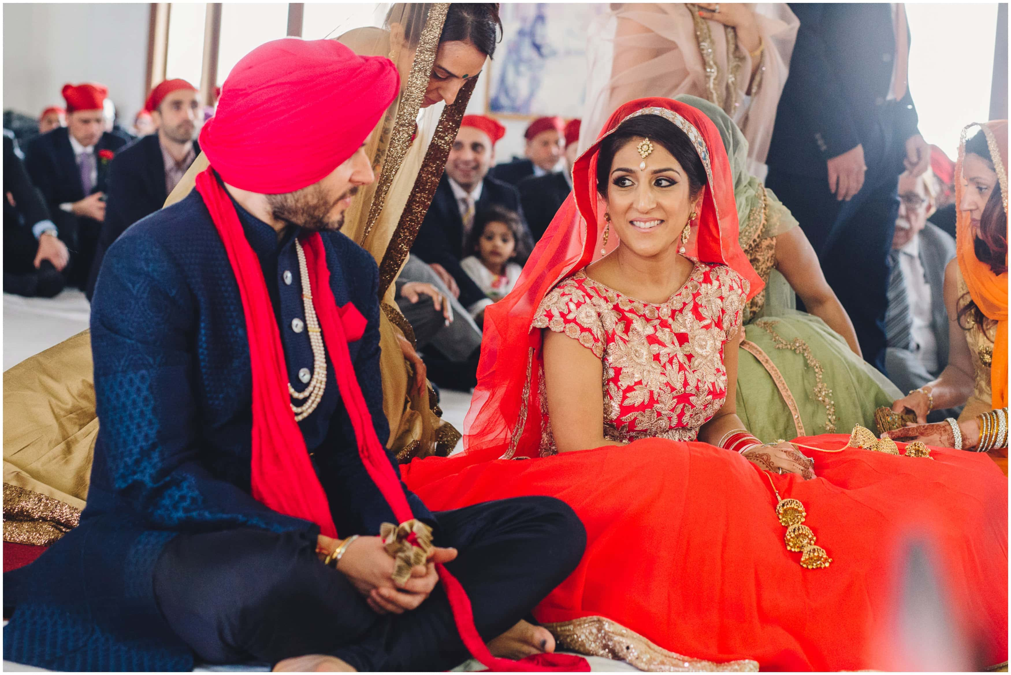 045 Sikh Wedding Photography Birmingham