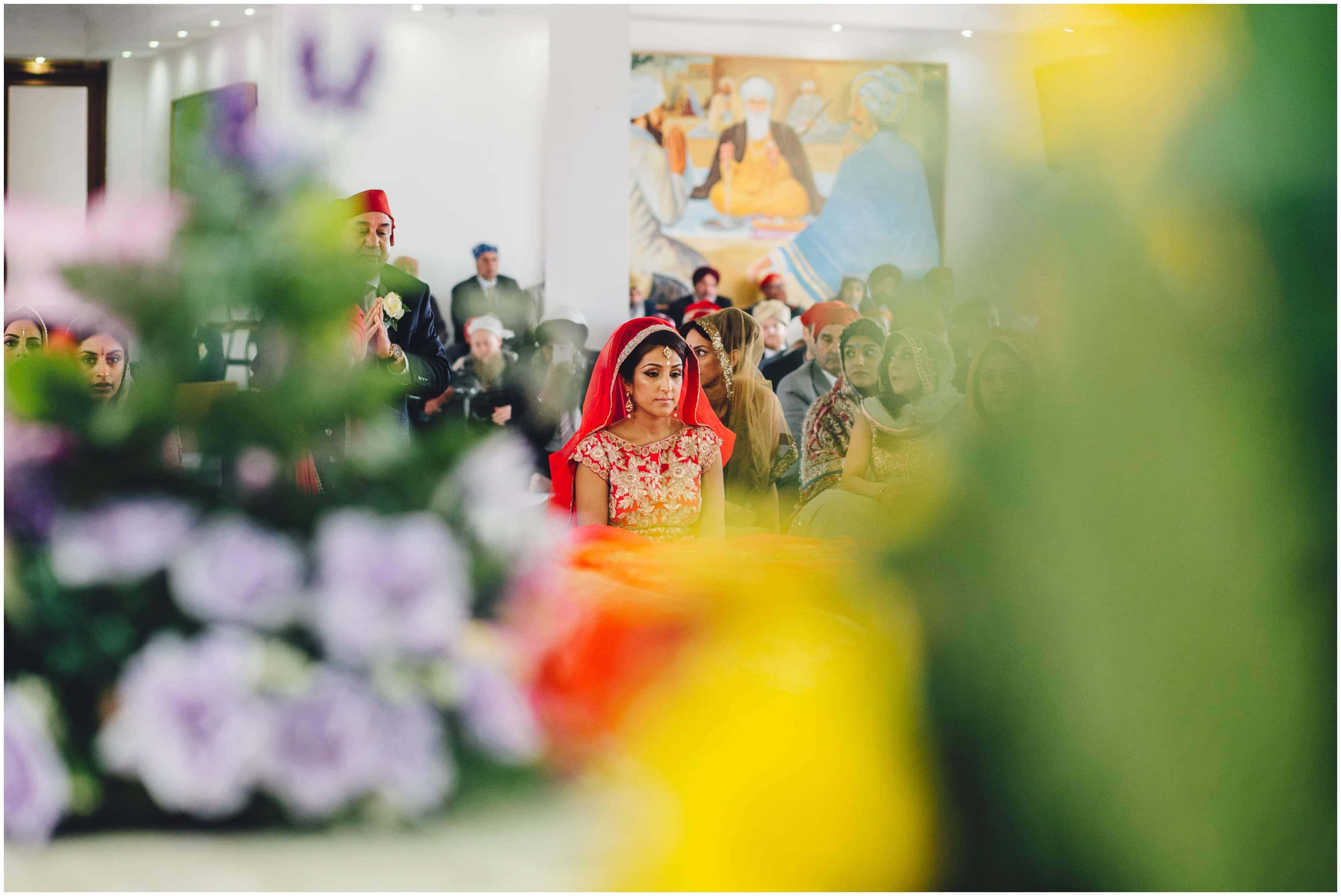 046 Sikh Wedding Photography Birmingham