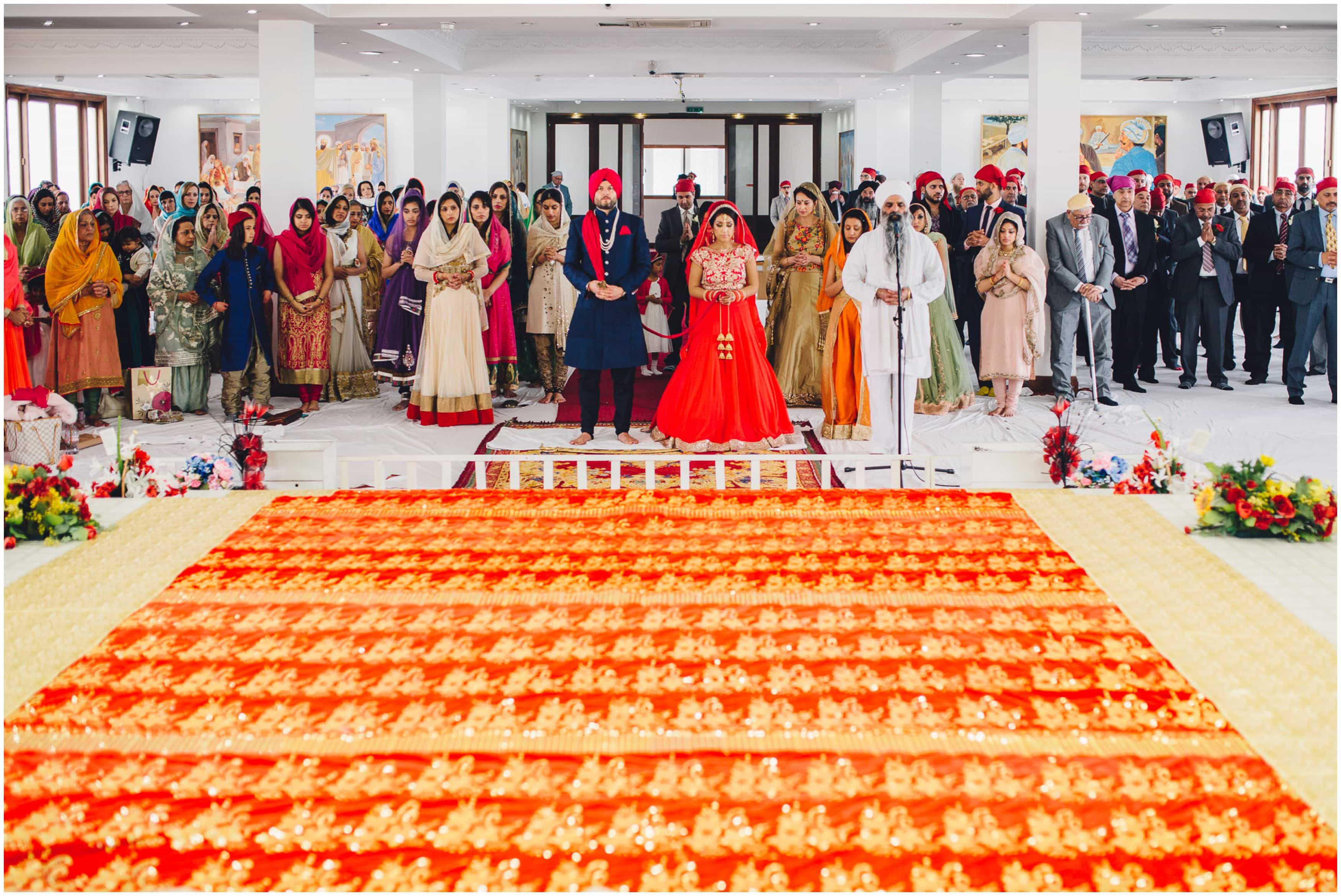 048 Sikh Wedding Photography Birmingham