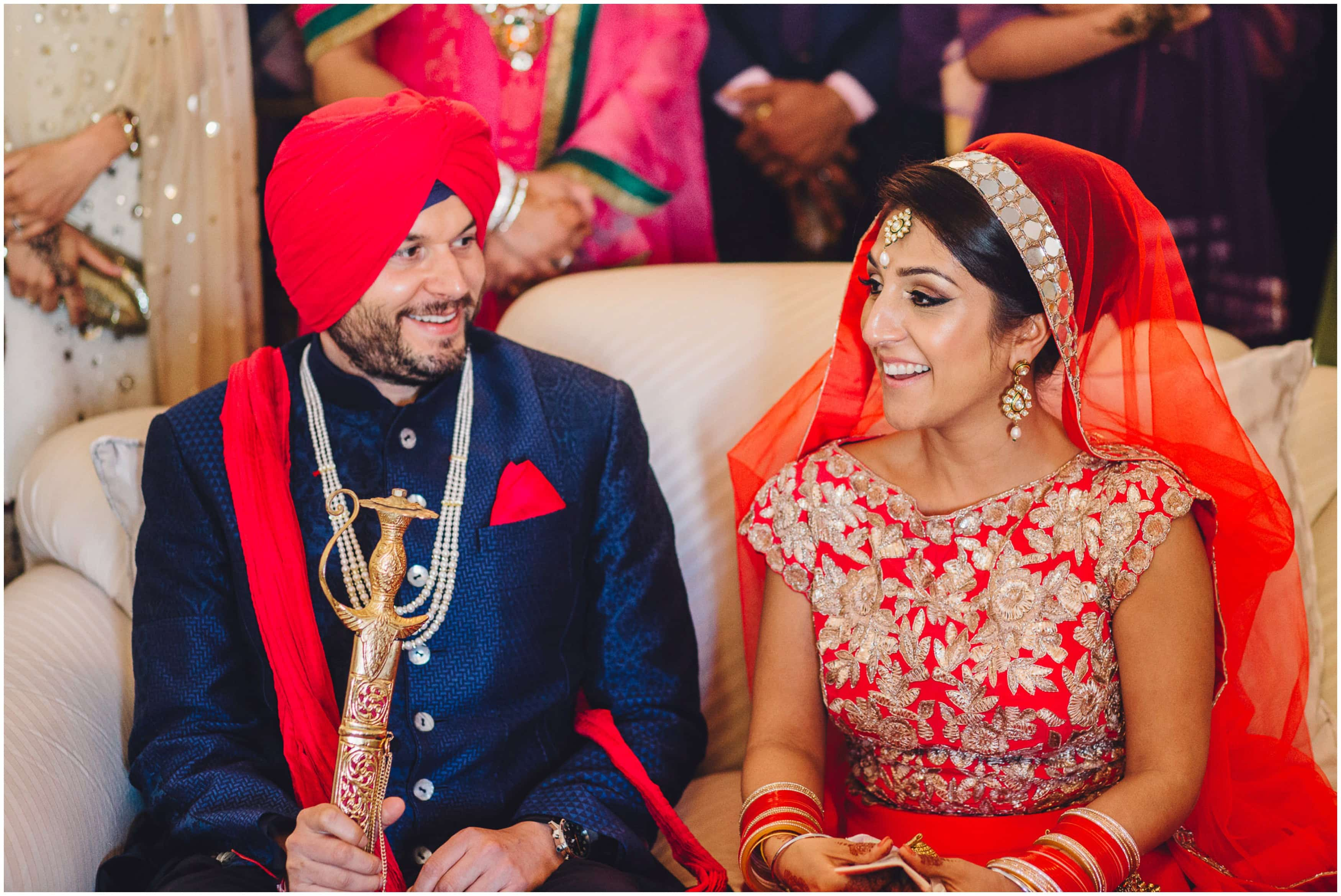 062 Sikh Wedding Photography Birmingham