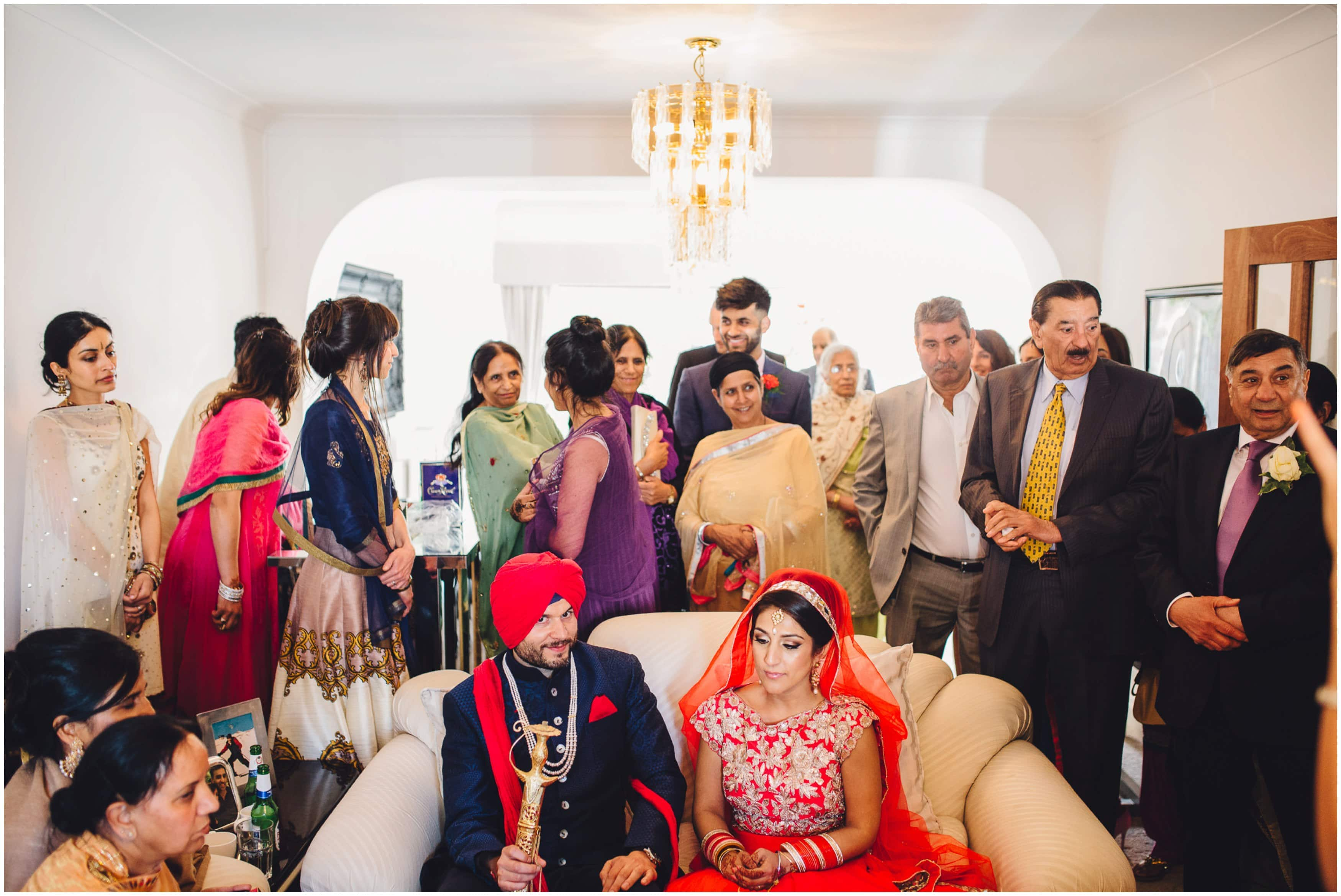 063 Sikh Wedding Photography Birmingham