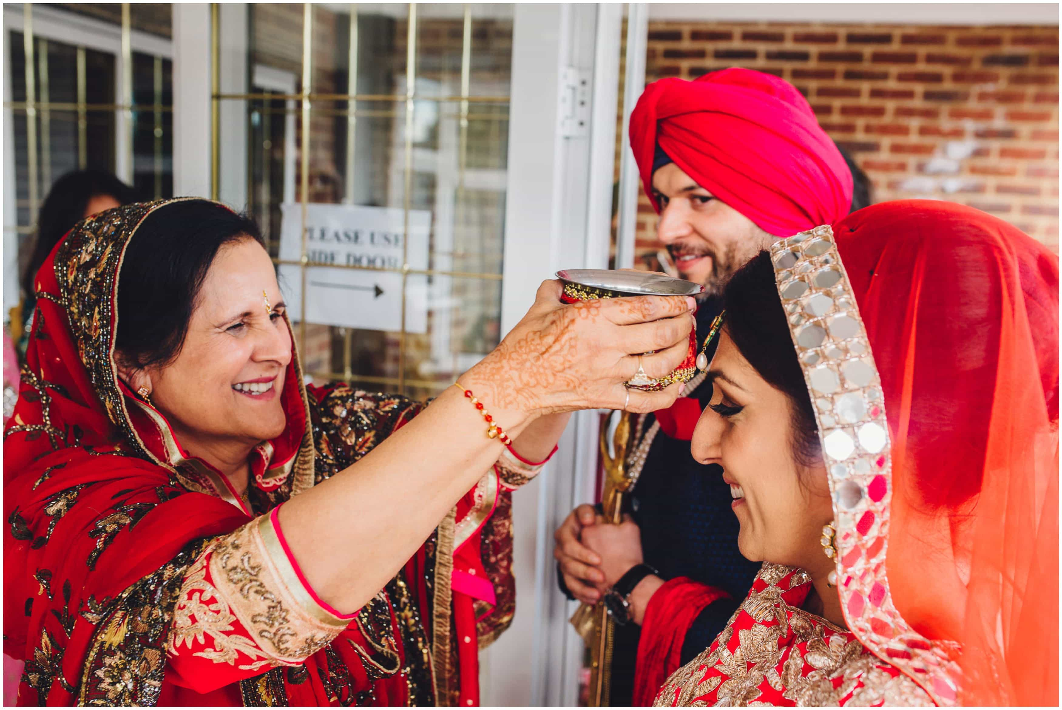 068 Sikh Wedding Photography Birmingham