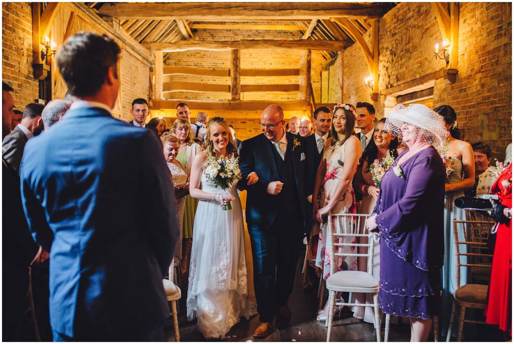 Dovecote Barn Wedding Photography
