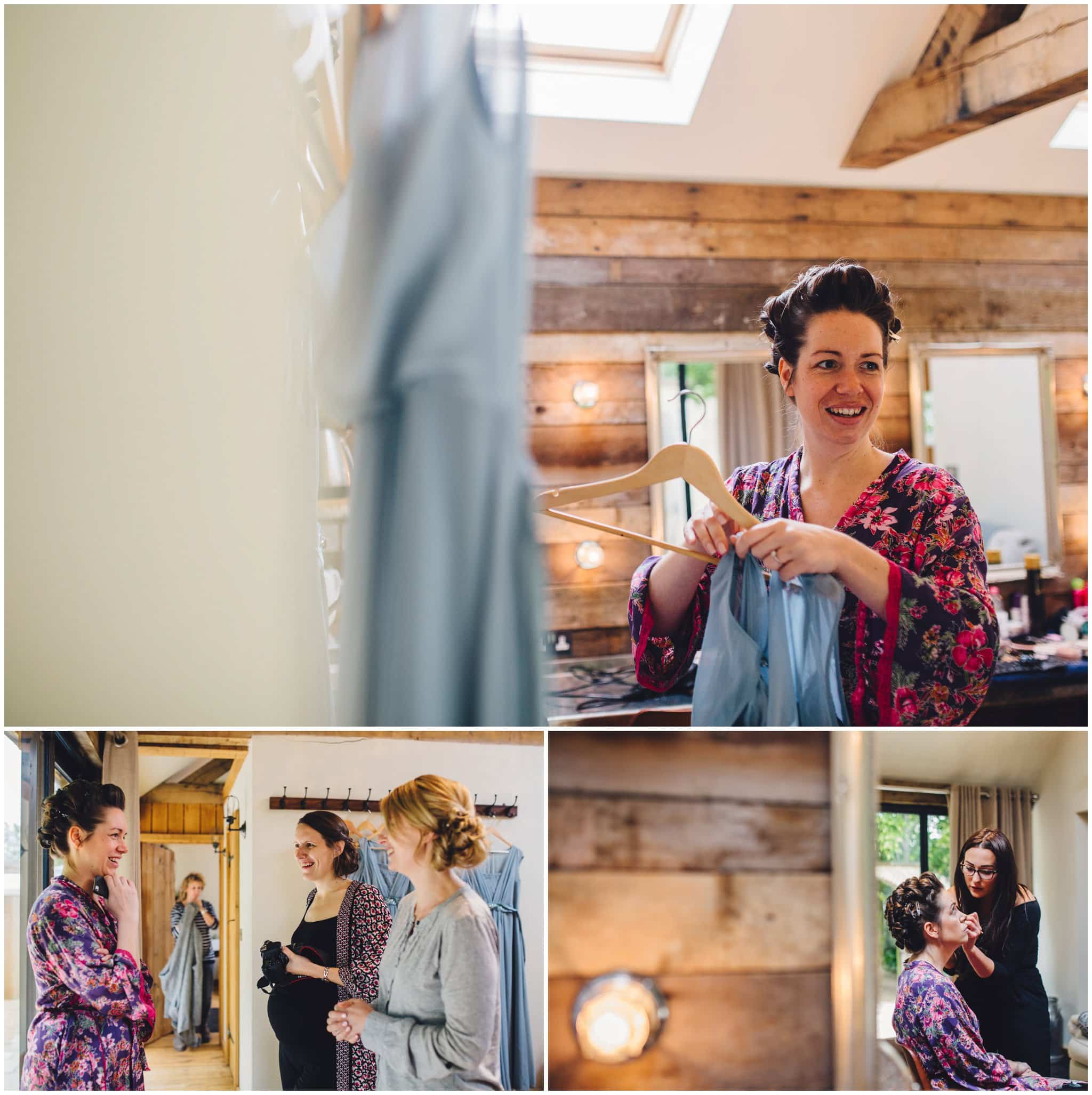 The Tythe Barn Wedding Photography