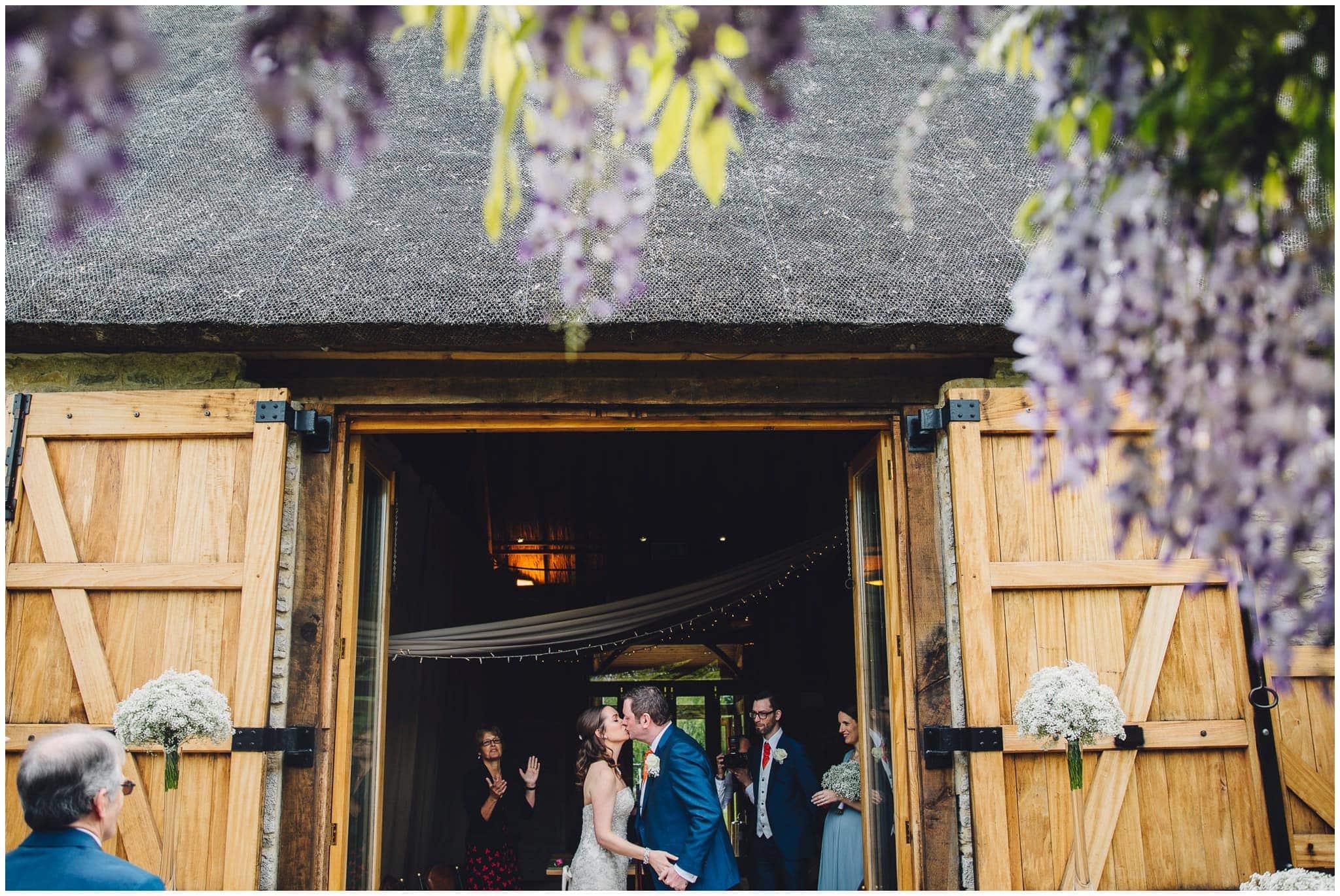 Tythe Barn Wedding Photographer-35