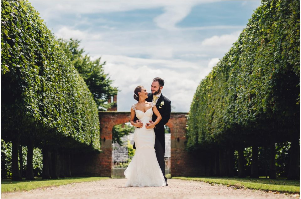 Combermere Abbey Wedding Photographer - Donna & Chris