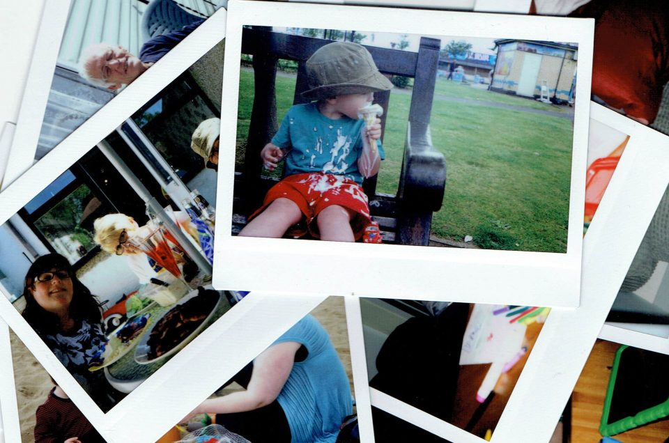 Fuji Instax Wide Photography - Fun & Imperfect