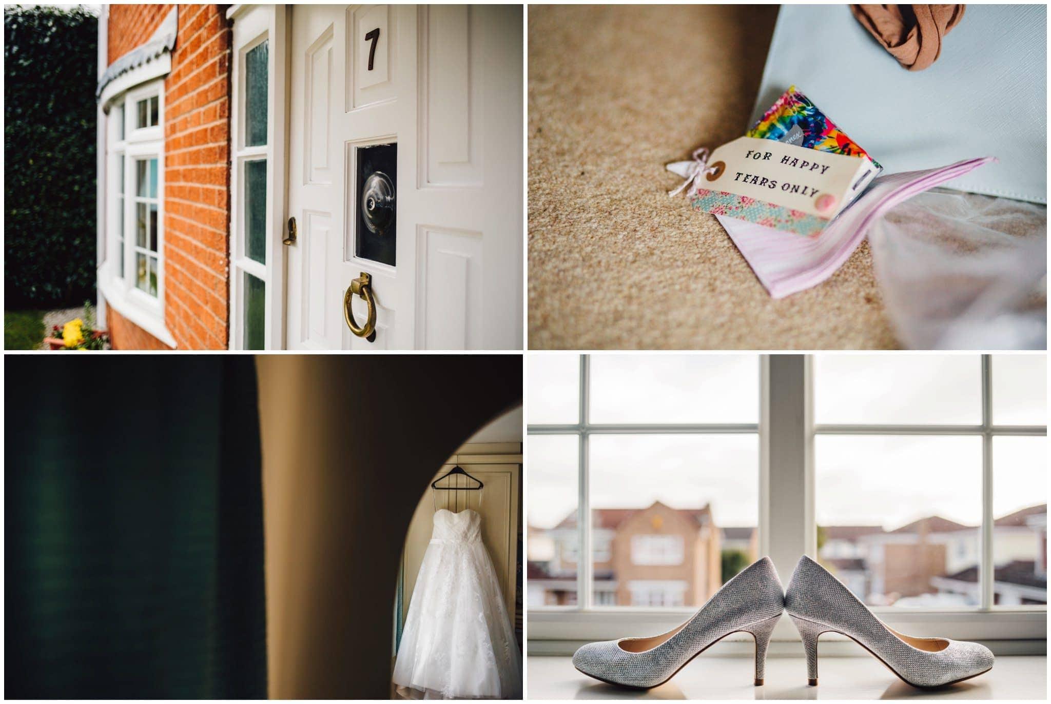 details before Nettle Hill Wedding Photographer