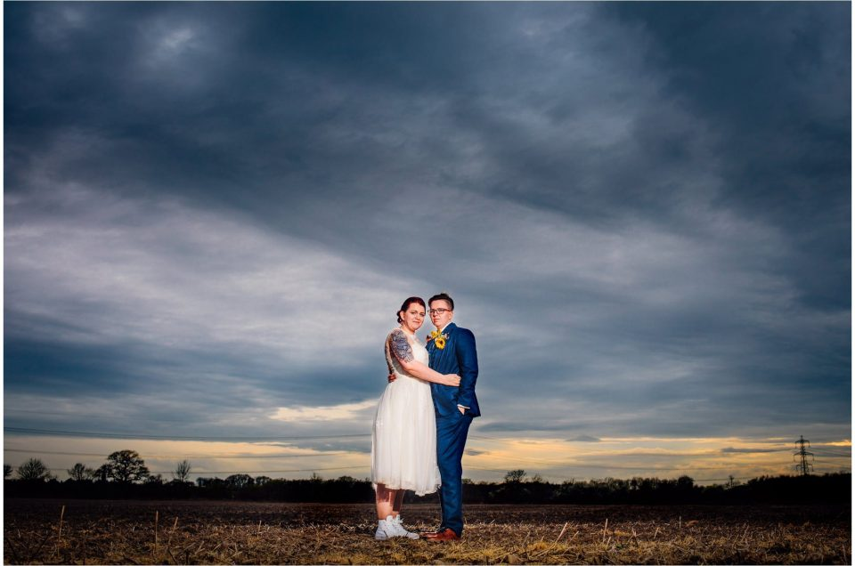 Shustoke Barns Wedding Photographer - Megan & Jenny