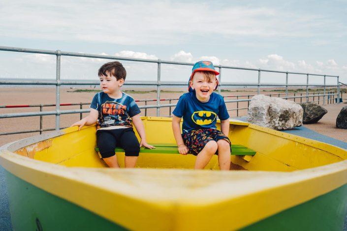 Skegness 2017 - The Coates Family Return