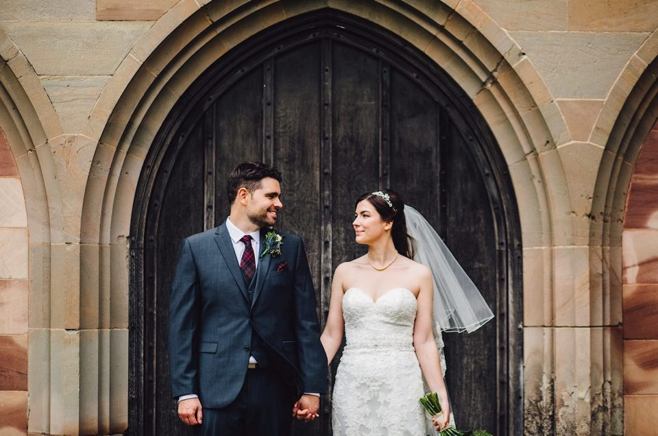 Cath & Tyler - Worcestershire Village Wedding