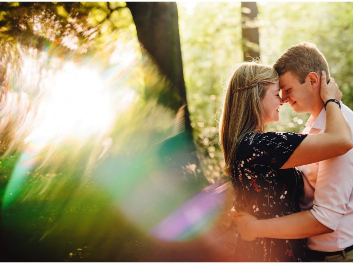 Pre-Wedding Photoshoot of couples hugging