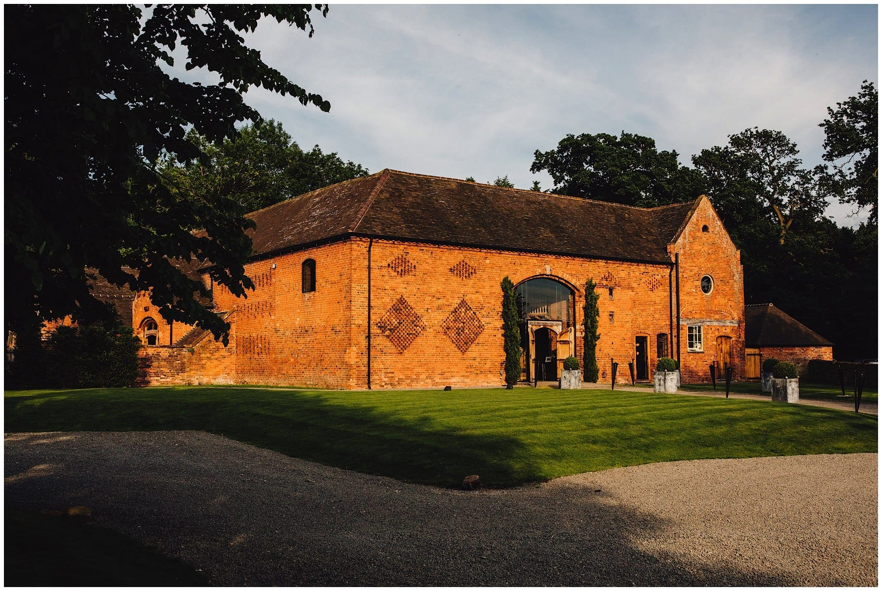 Shustoke Farm Barns Wedding - Sarah & Tom 37