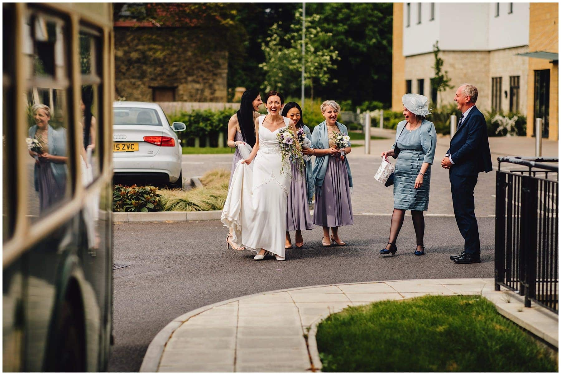 Oxfordshire wedding Photographer J S Coates Wedding Photography. Oxford Town Hall & The Perch Pub 23