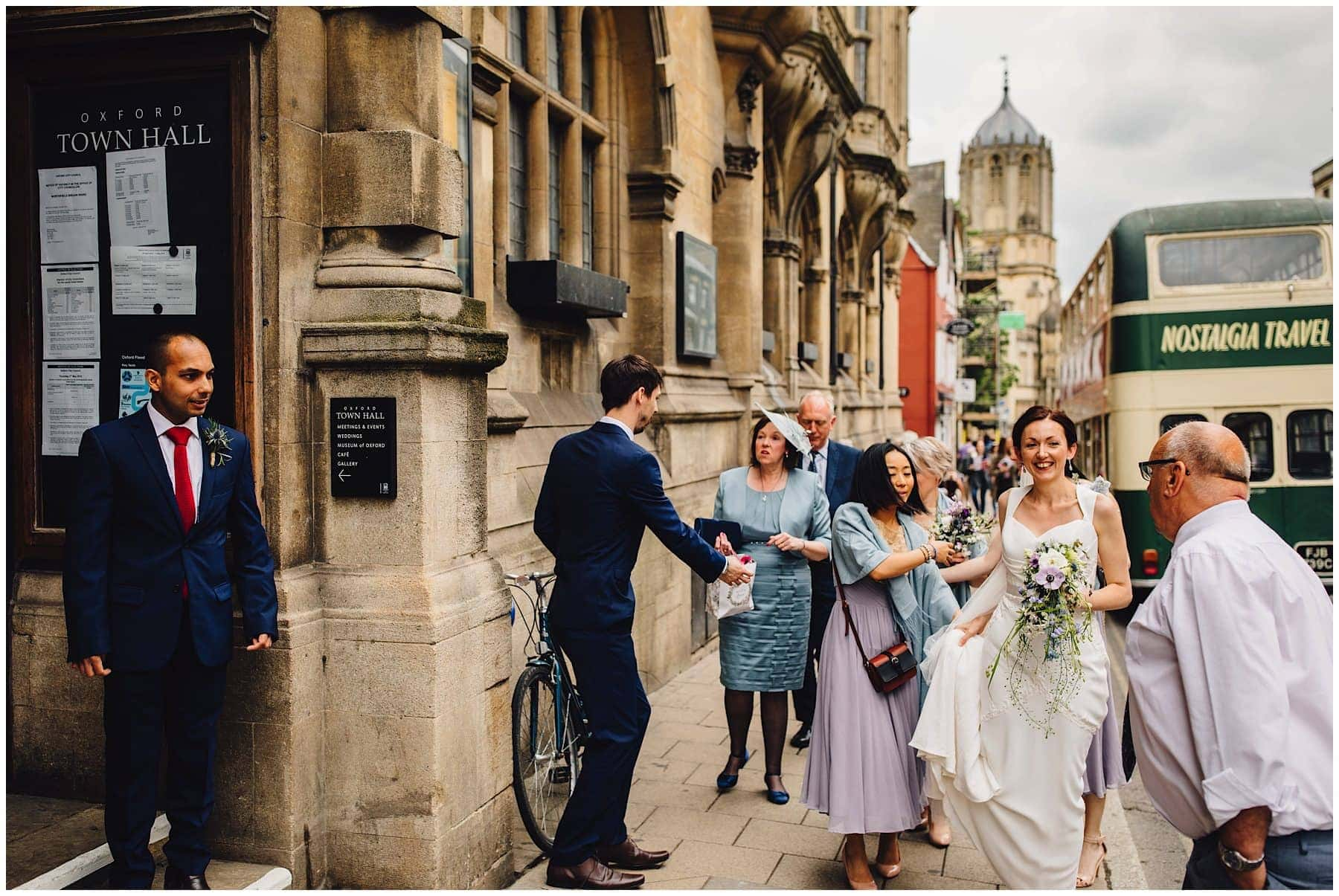 Oxfordshire wedding Photographer J S Coates Wedding Photography. Oxford Town Hall & The Perch Pub 28