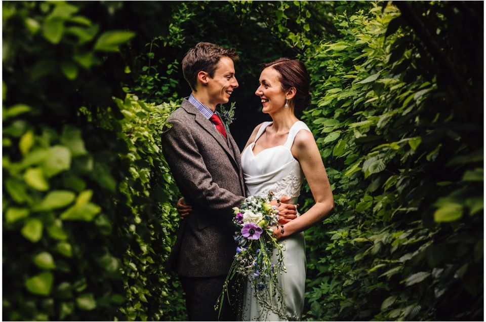 Oxfordshire Wedding Photographer - Laura & Rich