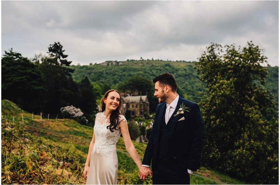 Peak District Wedding Photographer - Laura & Clint