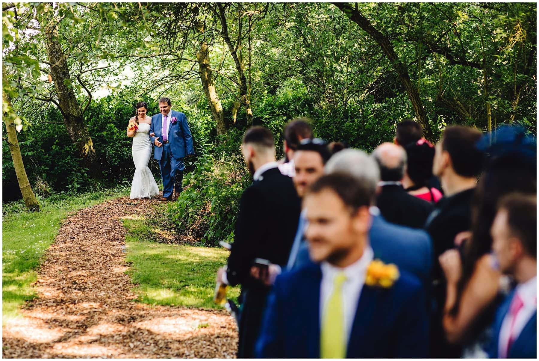 Hothorp Hall Woodlands Wedding Photographer 16