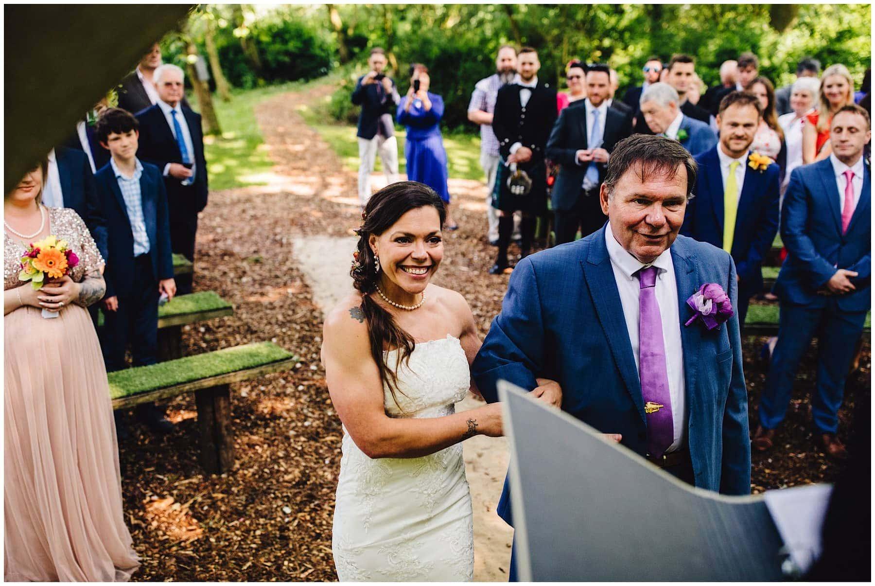 Hothorp Hall Woodlands Wedding Photographer 17