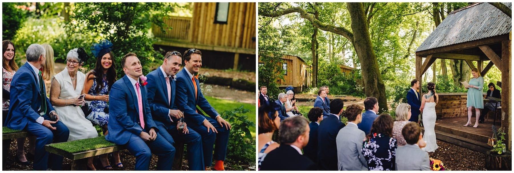Hothorp Hall Woodlands Wedding Photographer 19