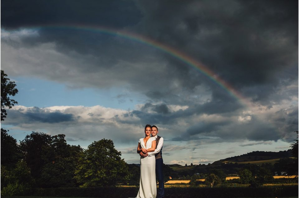 Garthmyl Hall Wedding Photographer - Leigh & Rus