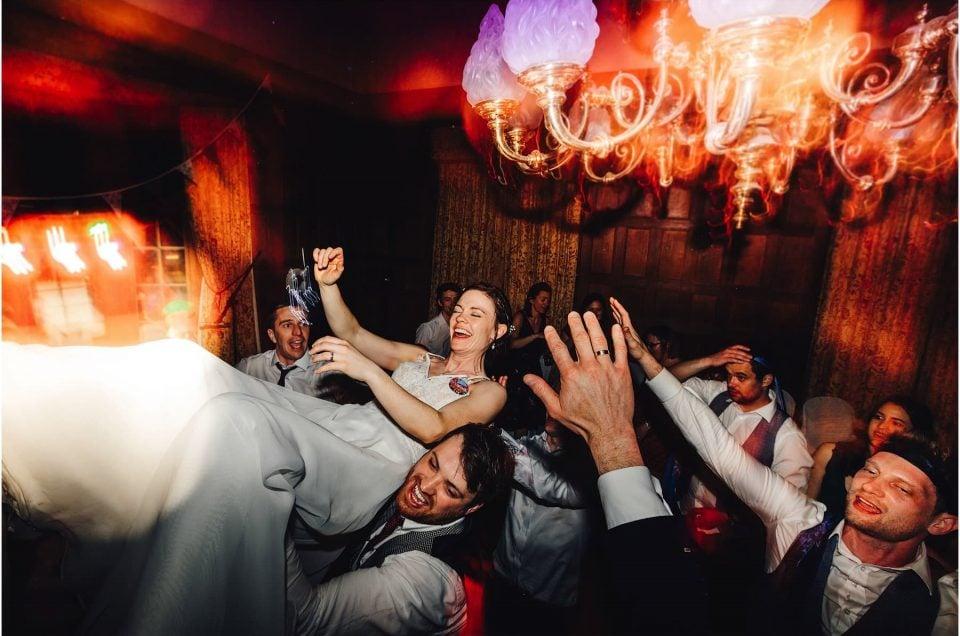 Dumbleton Hall Wedding Photographer - Rachel & Shaun