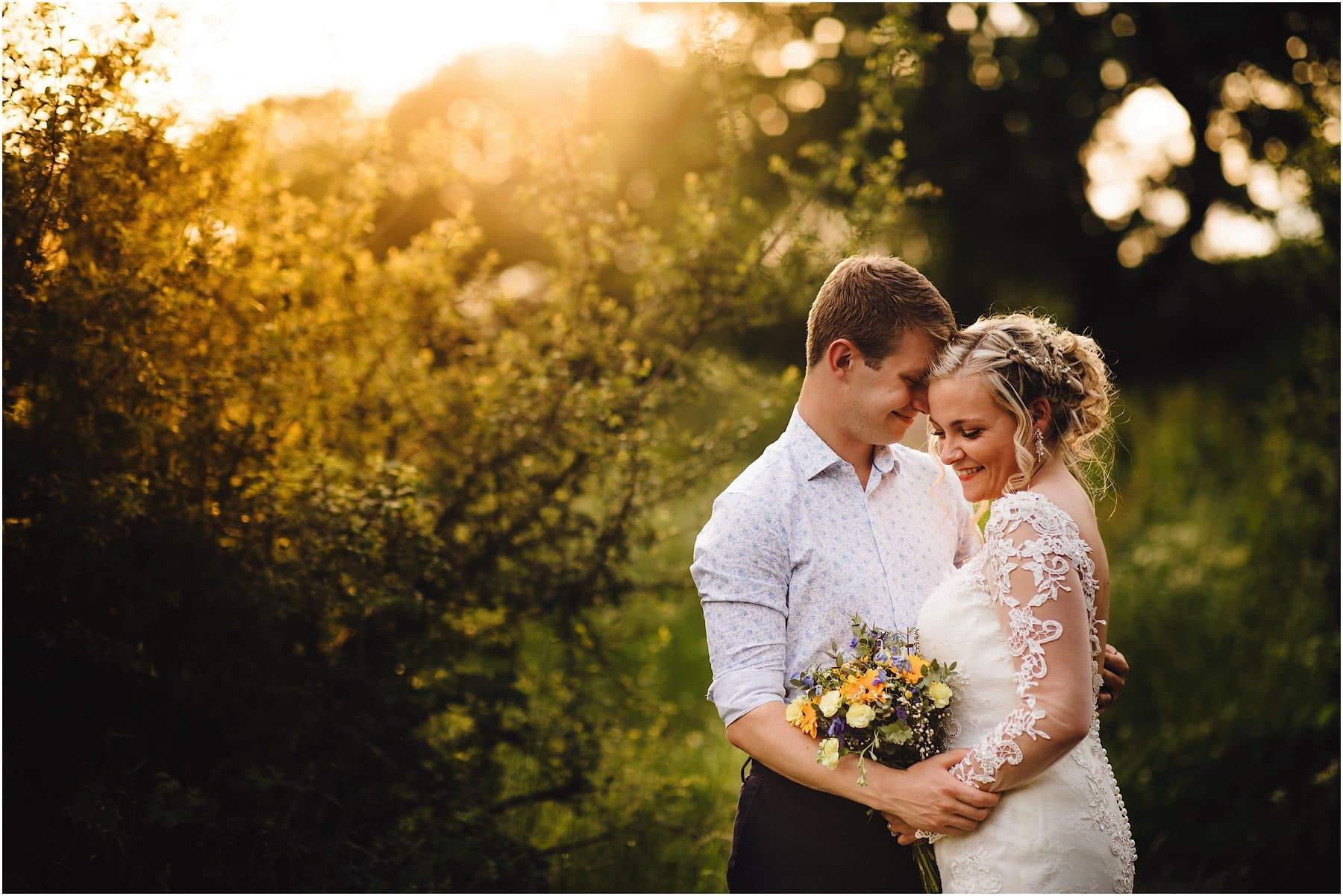 Haybarn Wedding Photographer