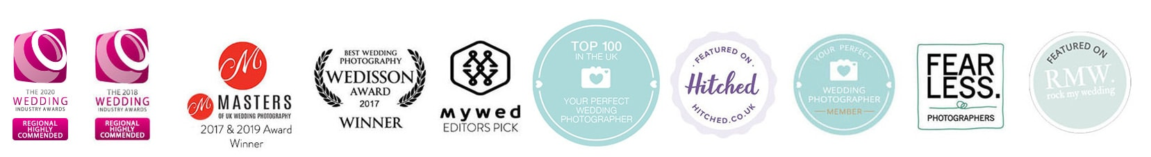 Award Winning Creative Midlands Wedding Photographer