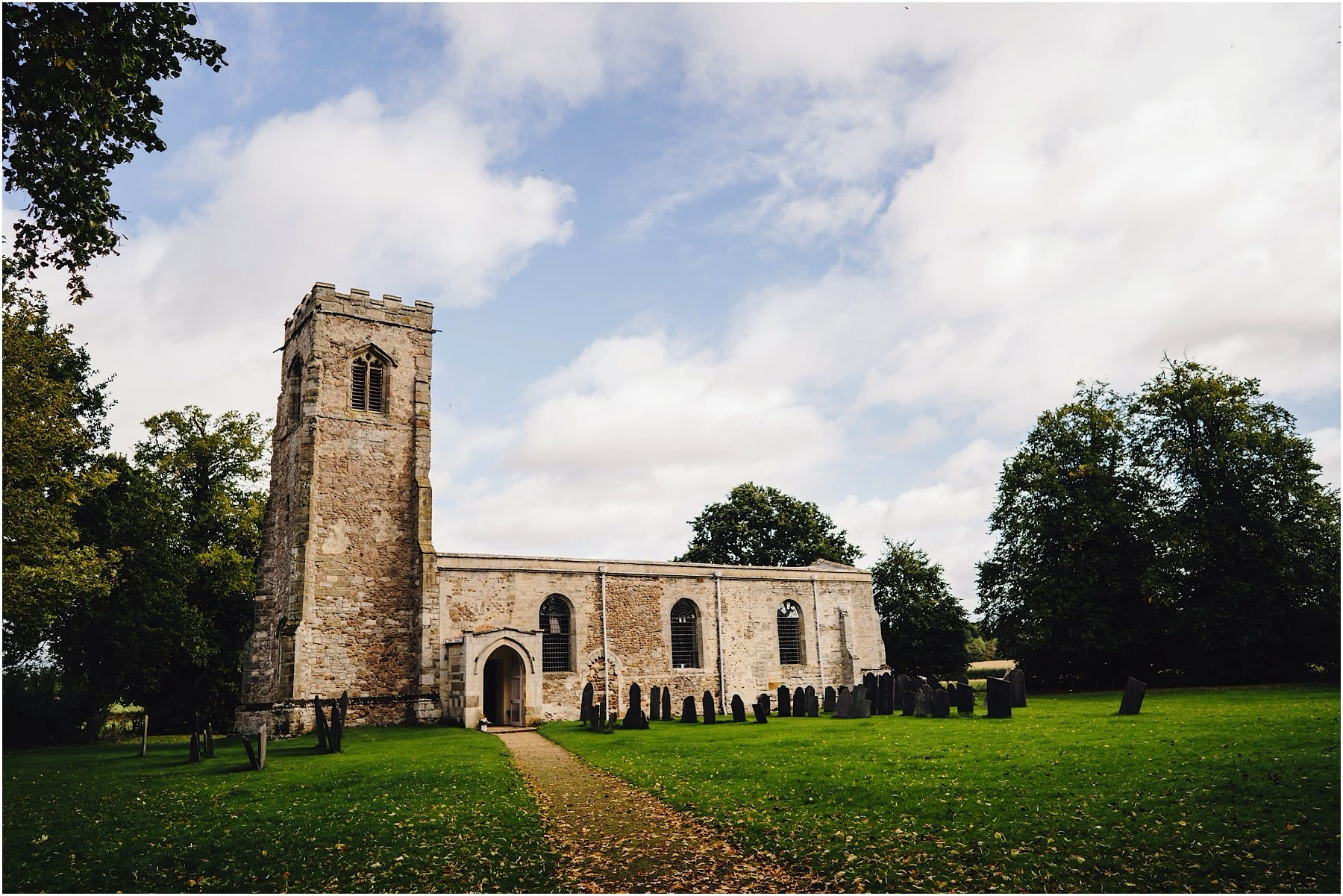 St Wistans Church, Wistow