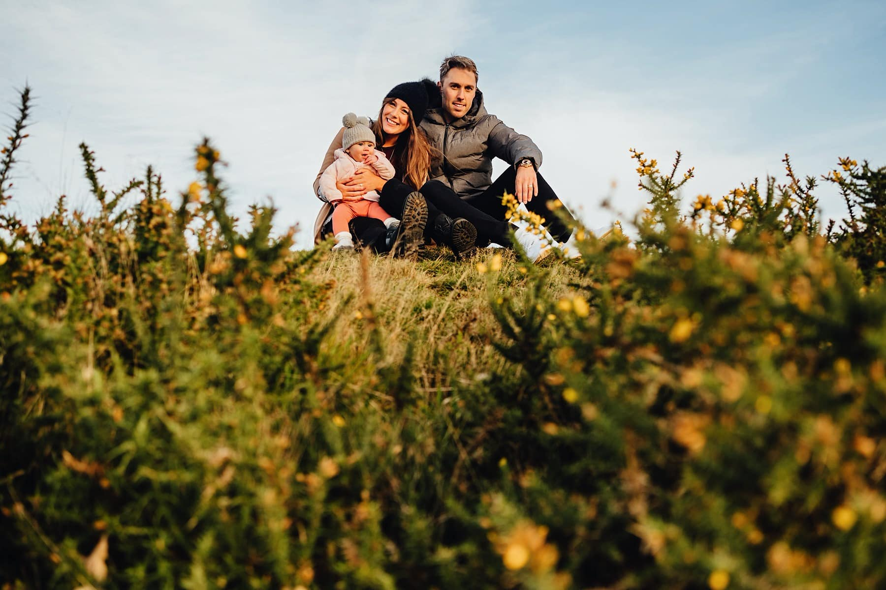 MALVERN HILLS FAMILY PHOTOSHOOT