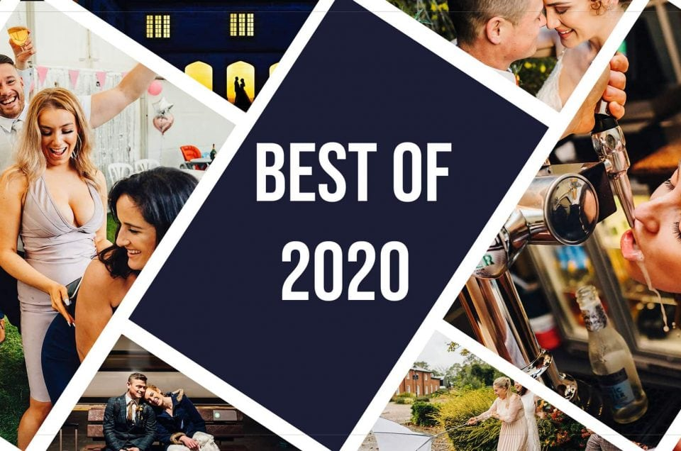 2020 - A Strange Year for Weddings