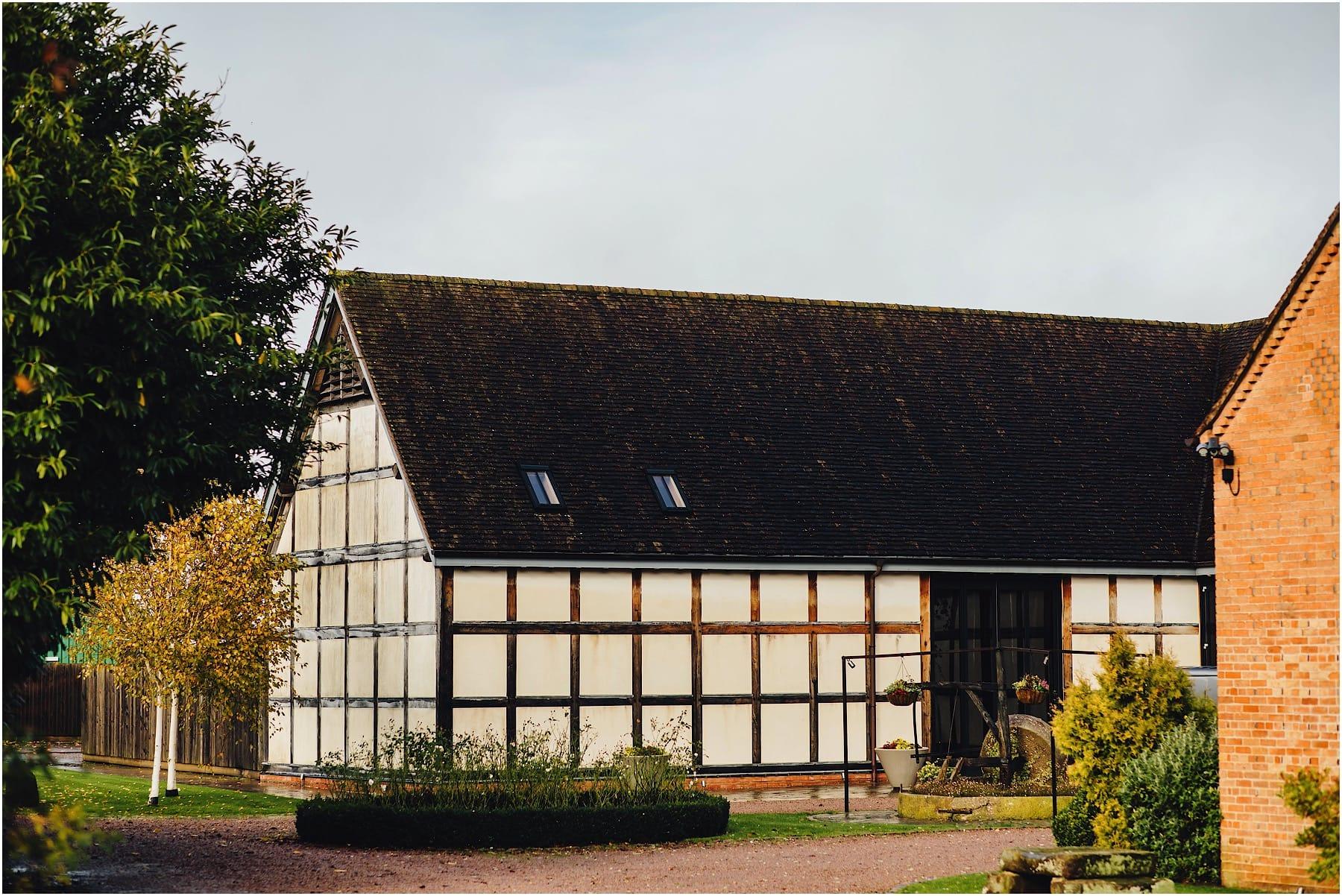 Redhouse Barn wedding venue