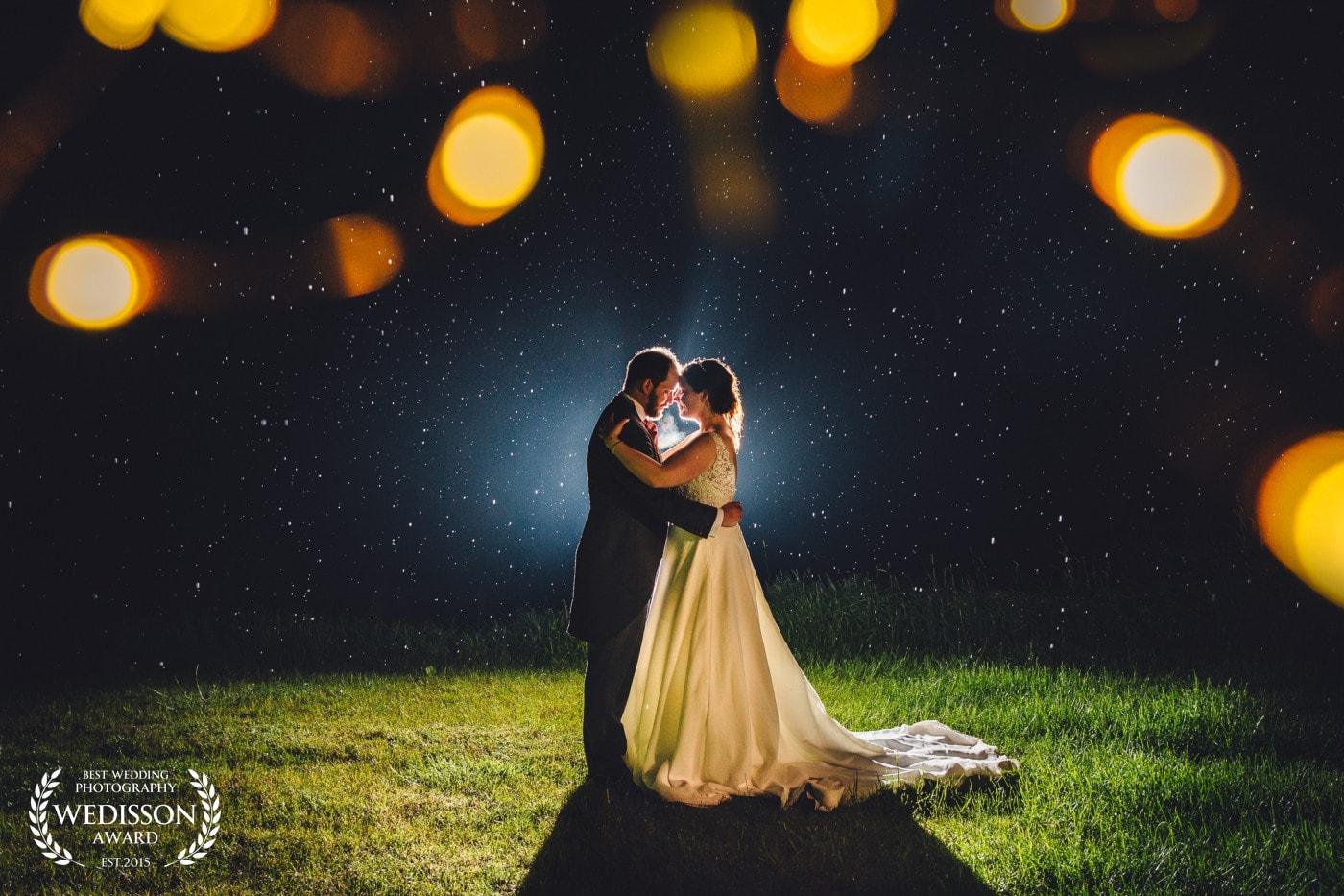 Weddison award won by J S Coates Wedding Photography